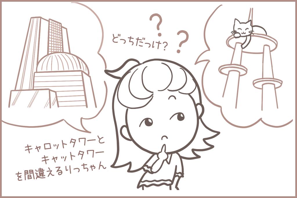 りっちゃんイラスト