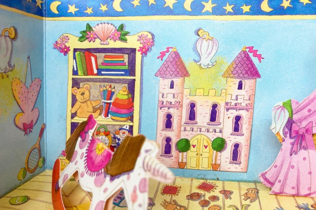 子供部屋の家具やおもちゃ